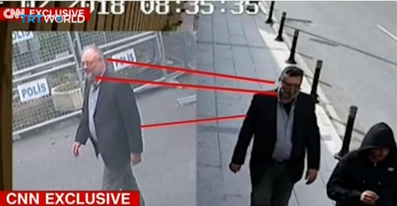 jamal khashoggi intrand in consulatul arabiei saudite din istanbul
