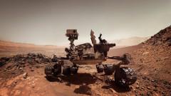 rover nasa de cercetare a planetei marte shutterstock_415540285
