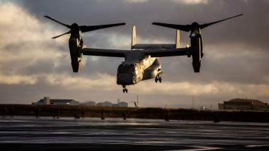 US Marines land in Keflavik, Iceland