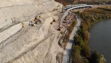 alunecari autostrada lugoj deva