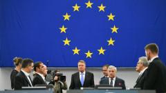 iohannis tajani parlamentul european - presidency