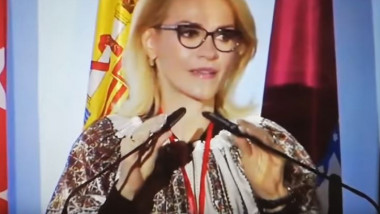 gabriela firea discurs spaniola