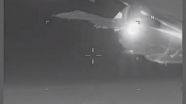 avion interceptat