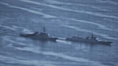 coliziune nave de razboi
