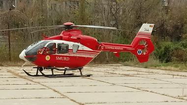 Elicopter pleaca Busu 071118