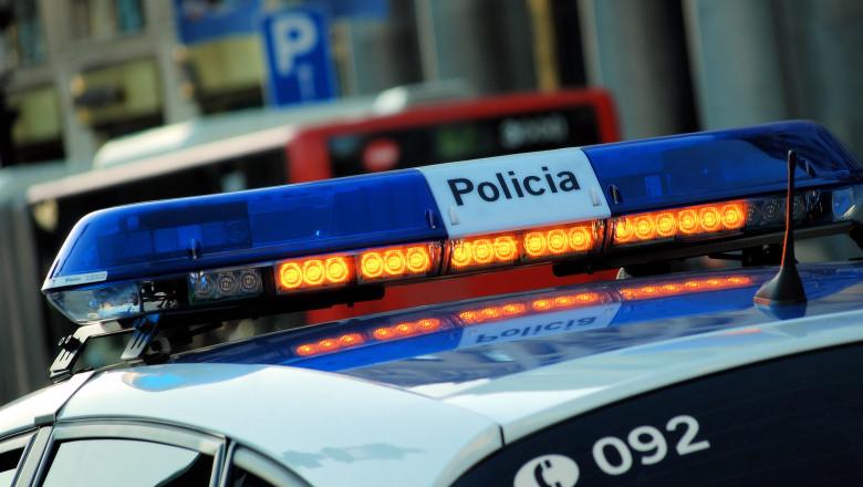 politie spania politia spaniola masina shutterstock_36844108
