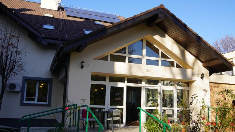 Habitat for Humanity a reabilitat centrul HOSPICE Brasov (1)