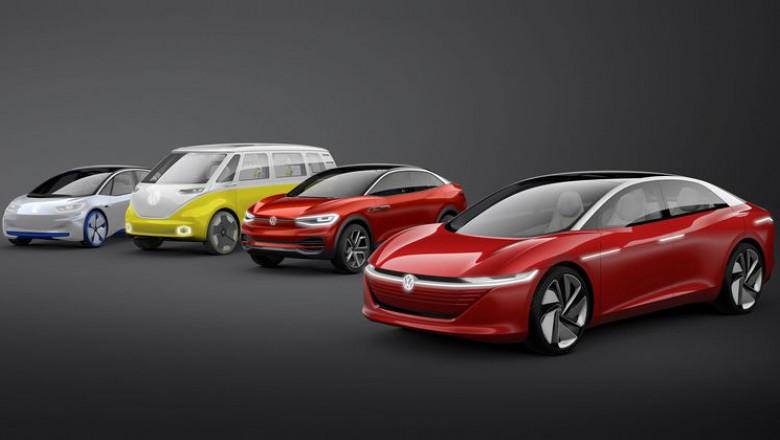 VW electrice