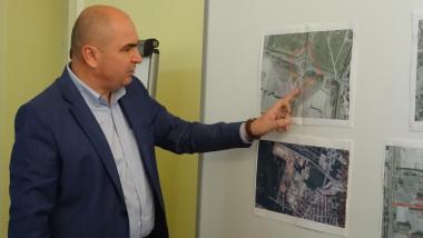 Ilie Bolojan proiect Aluminei Infratirea