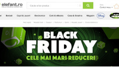 black friday 2018 la elefant.ro