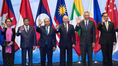 World Leaders Gather At The 33rd ASEAN Summit In Singapore