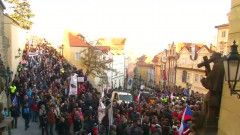 proteste cehia