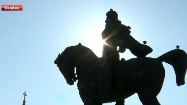 statuie Mihai Viteazul Unirii