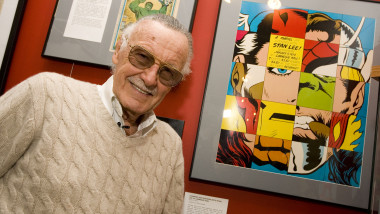 "Opening Reception For ""Stan Lee: A Retrospective"""