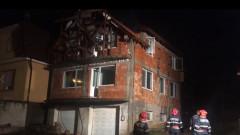 incendiu casa Oradea 121118