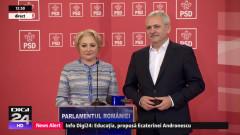 Viorica Dancila Liviu Dragnea PSD