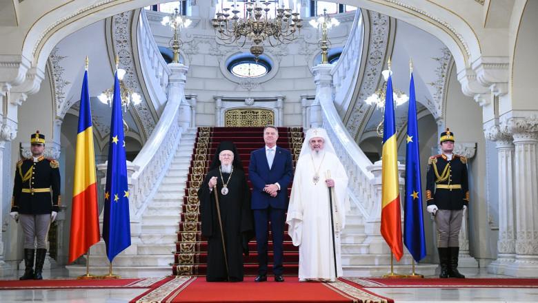 bartolomeu daniel iohannis_24_noiembrie_2018_-_palatul_cotroceni_presidency