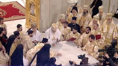sfintirea altarului