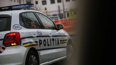 masina de politie_fb politia romana