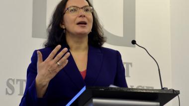 Tatiana Proskuryakova Banca mondiala agerpres_10908046