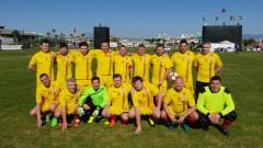 echipa de fotbal de parlamentari a romaniei 2