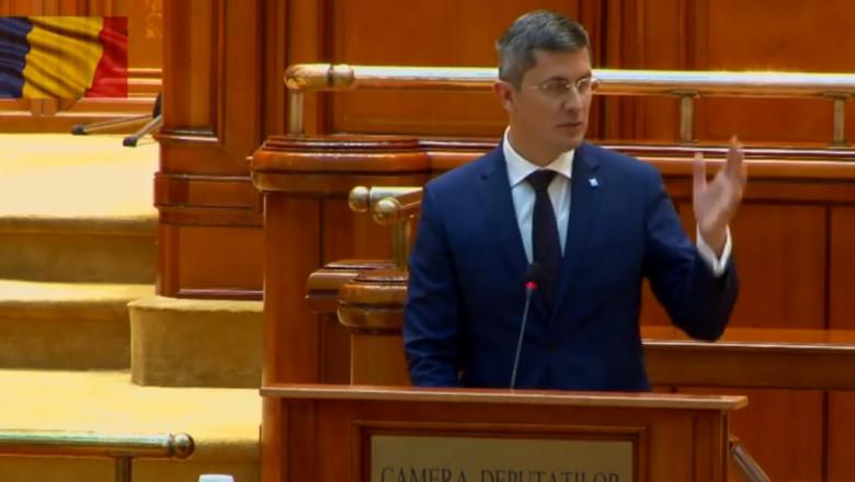 Dan Barna Parlament