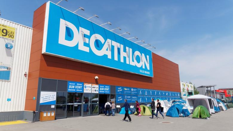 magazin decathlon