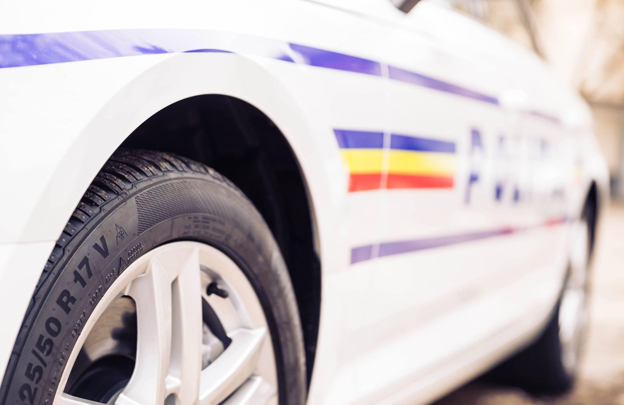 Doua fete, ranite dupa ce au fost lovite de o masina. Soferul fugar a fost prins. Are 15 ani si era baut