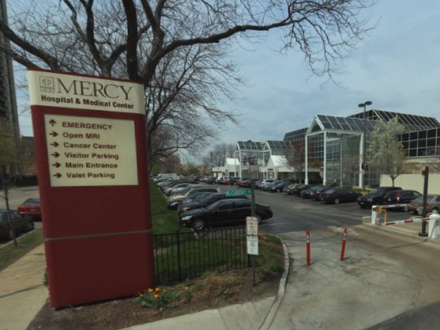 Atac armat în Chicago, lângă un spital