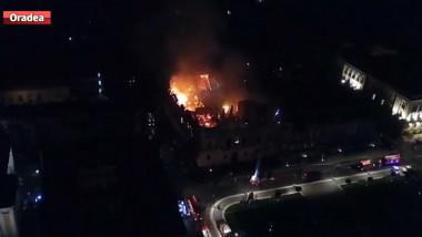 cauza incendiu palatul episcopal