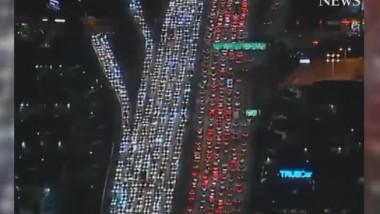 trafic infernal