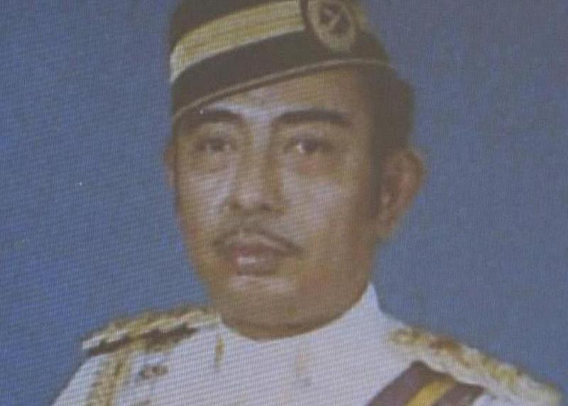 Idris Iskandar Al-Mutawakkil Alallahi Shah