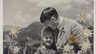 Adolf Hitler și Rosa Bernile Nienau