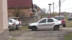 politie la sat 2