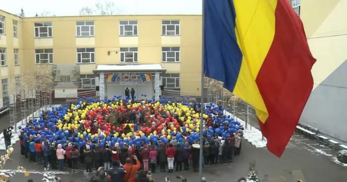 Centenarul Marii Uniri. Cum s-a sărbătorit în școli și ce spun copiii