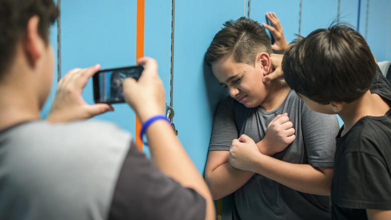 bullying in scoli shutterstock_685475920