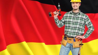 muncitor german