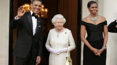 U.S. President Barack Obama Visits The UK - Day Two