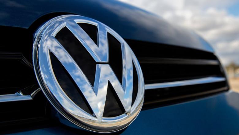 logo volkswagen vw