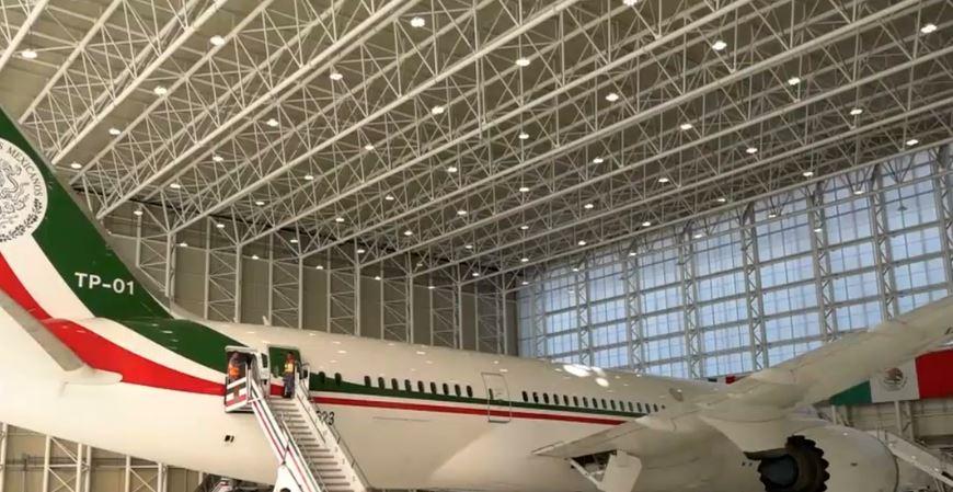 Avion prezidential scos la vanzare