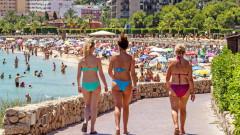 magaluf spania turisti britanici