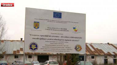 proiect parc tehnic Universitatea Oradea