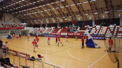 sport baschet Dinamo CSM Oradea 151218