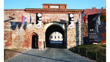 Muzeu orasului Oradea identitate vizuala 2018