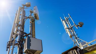 antena antene telefonie mobila 5gshutterstock_750428755