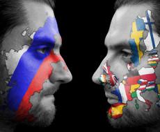 rusia vs europa shutterstock_86530885