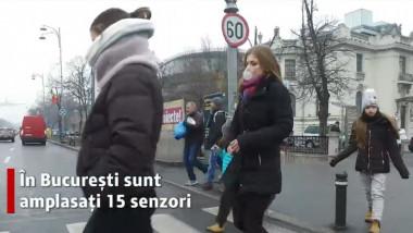 Experiment Digi24   Cât de poluat este Bucureştiul
