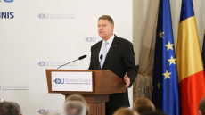2018-12-05 Romania educata-9972 klaus iohannis inquam photos george calin