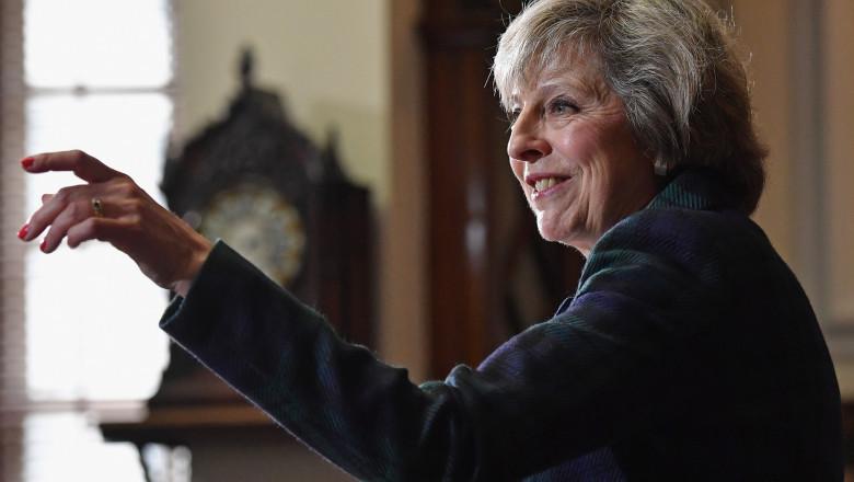 Theresa May inlocuitori