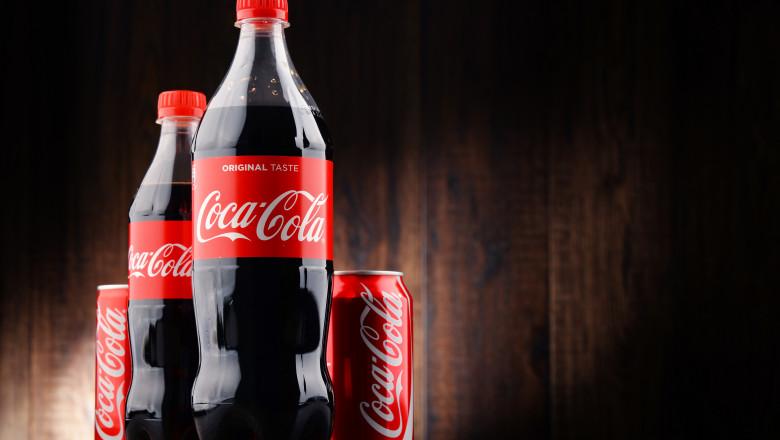 coca cola shutterstock_571607947